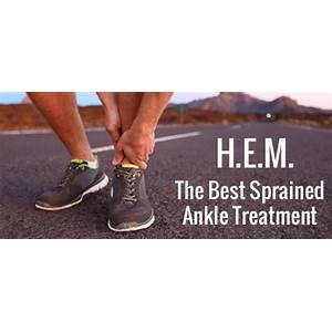 Guide to sprained ankle treatment ? hem ankle rehab cb sprained ankle treatment