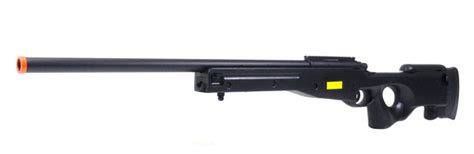 Spring Csi L96 Fps 550 Bolt Action Airsoft Sniper Rifle