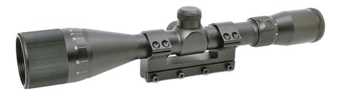 Spring Rifle Scope