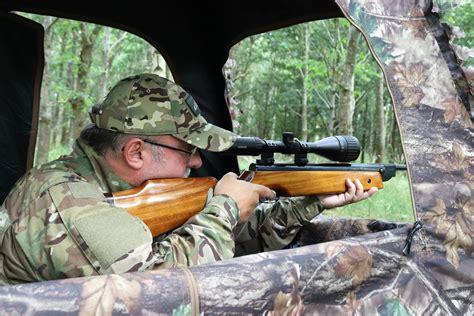 Springer Air Rifle 2 Squirrel Hunting