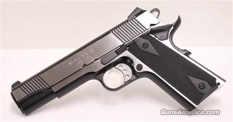 Springfield 1911 Loaded Black Stainless Combat Me Guns