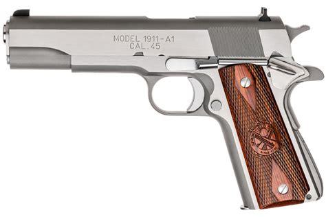 Springfield 1911 Mil Spec 45 Acp Stainless Steel Essentials Package