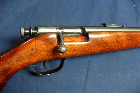 Springfield 22 Rifle Bolt Action