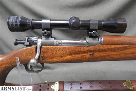Springfield 30 06 Bolt Action Rifle For Sale