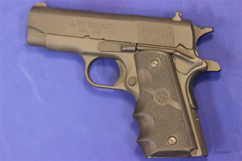 Springfield Armory 1911 45 10rd Ultra Compact
