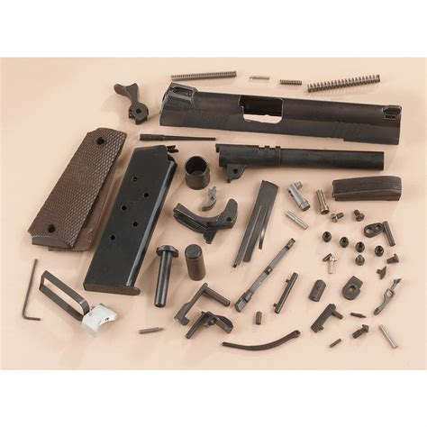 Springfield Armory 1911 A1 Replacement Parts