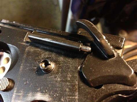 Springfield Armory 1911 Safety Plunger