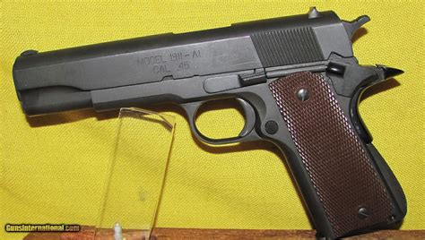 Springfield Armory 1911a1 Serial Number Ww