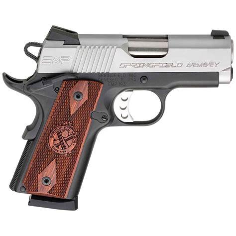 Springfield Armory 9 Mm Pistol
