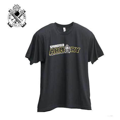 Springfield Armory Black Teeshirt