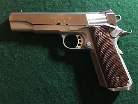 Springfield Armory Gi Ed Brown 1911 Pistol For Sale