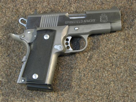 Springfield Armory M1911 Ultra Compact
