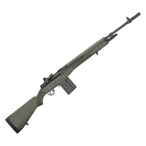 Springfield Armory M1a Loaded Ca 22in 308 Winchester Blue