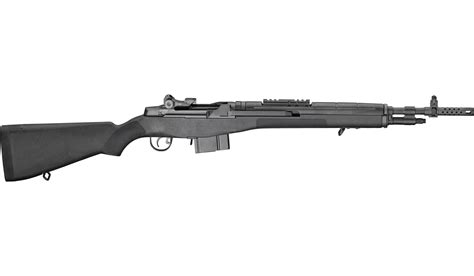 Springfield Armory M1a Scout Rifle Blk Stock 308 Aa9126