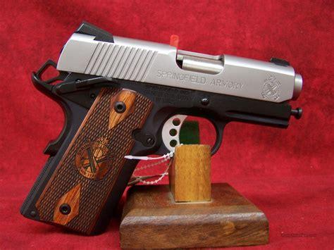 Springfield Armory Micro Compact 45 Grips