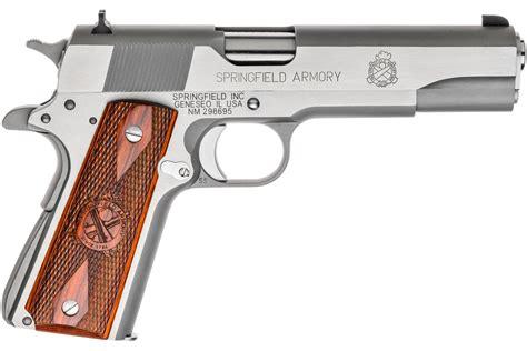 Springfield Armory MILSPEC Stainless Steel 45ACP