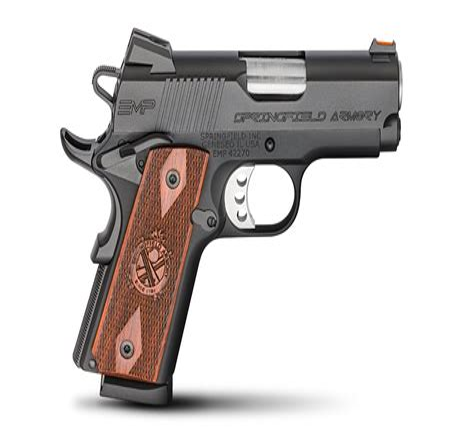 Springfield Armory New Guns
