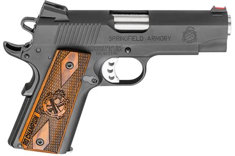 Springfield Armory Range Officer Champion 9mm Review