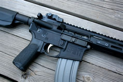 Vortex Springfield Armory Saint Review.