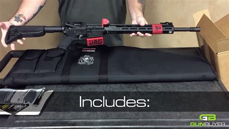 Springfield Armory Saint Unboxing