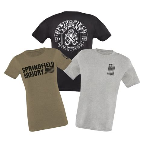 Springfield Armory Shirts For Sale