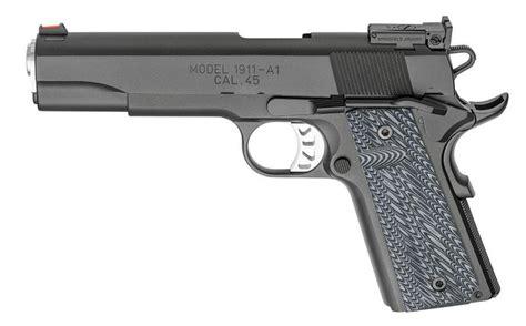 Springfield Armory Stainlees Steel Elite Ro Target 45acp