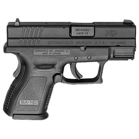 Springfield Armory Xd 3 Subcompact Pistols