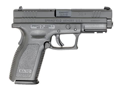 Springfield Armory Xd 4 Full Size