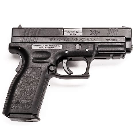 Springfield Armory Xd 40 Cal Accessories