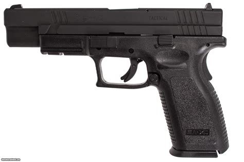 Springfield Armory Xd 40 Tactical Review