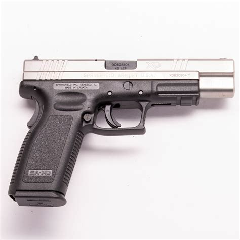Vortex Springfield Armory Xd 45 Acp Tactical Accessories.