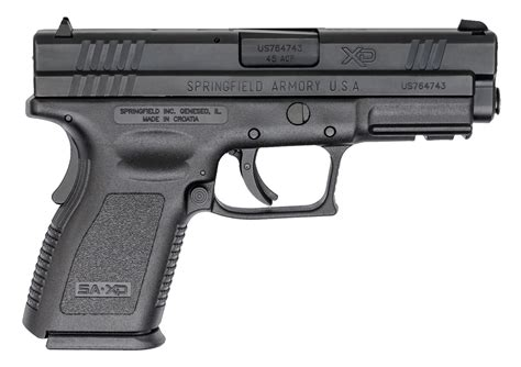 Springfield Armory Xd 45 Compact Review