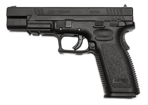 Springfield Armory Xd 45 Tactical Thumb Safety