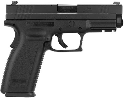 Springfield Armory Xd 45 Thumb Safety