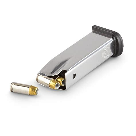 Springfield Armory Xd 9802 40 Extended Magazine