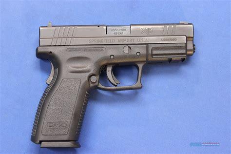 Springfield Armory Xd Le 45 Gap