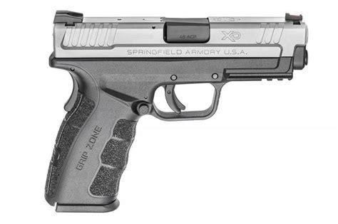Springfield Armory Xd Mod 2 45 Acp 4 Pistol Bitone