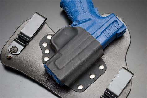 Springfield Armory Xd Mod 2 Leather Holster