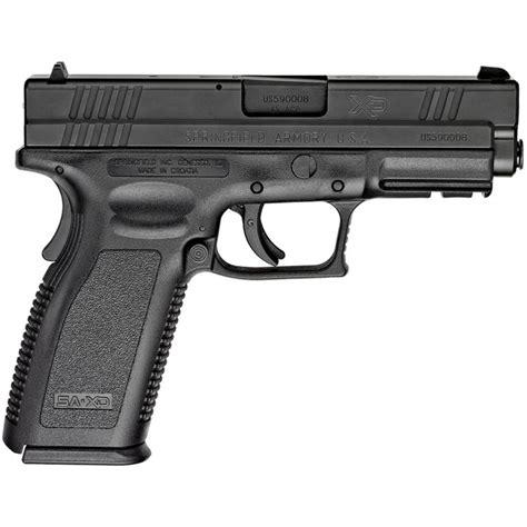 Springfield Armory Xd Mod 2 Service Model Semi Auto Pistol