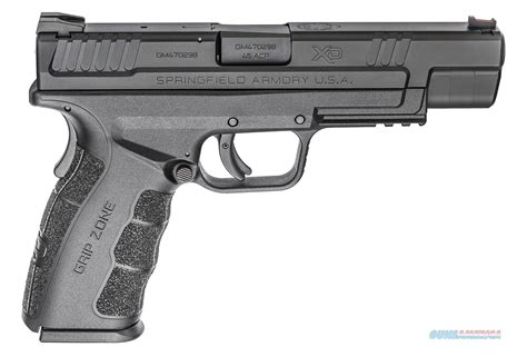 Springfield Armory Xd Mod 2 Tactical 45acp 5 Pistol Reviews