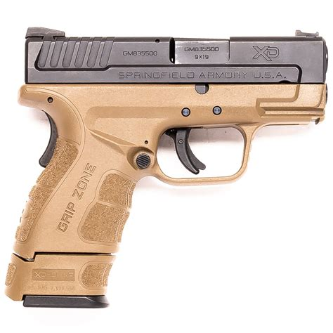 Springfield Armory Xd Refit Frame And Slide