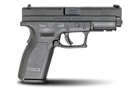 Springfield Armory Xd Service 9mm Review