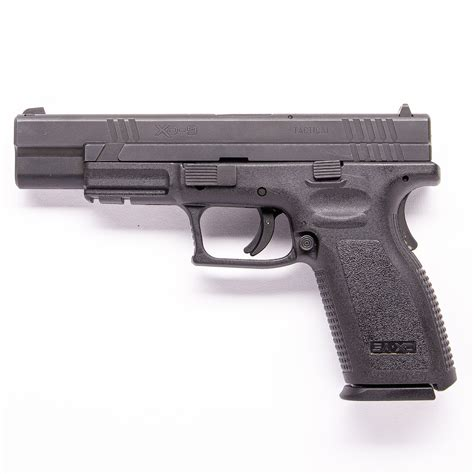 Springfield Armory Xd Tactical 9mm For Sale