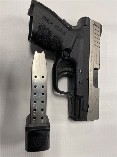 Springfield Armory Xd9 Factory Trigger