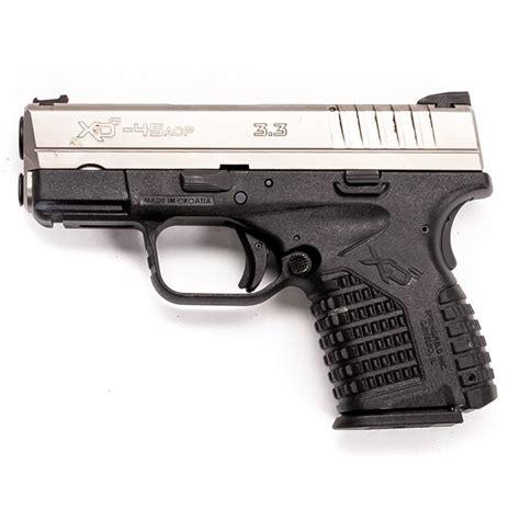 Springfield Armory Xdg 45acp 3 3 13rd Semi