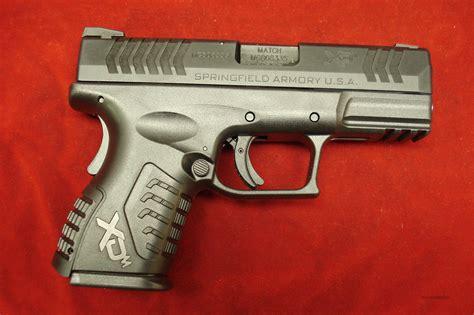 Vortex Springfield Armory Xdm 3.8 Subcompact 9mm.