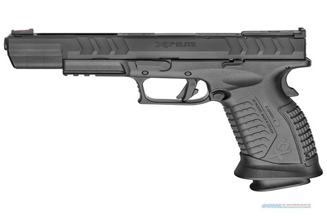 Springfield Armory Xdm 5 25 9mm Upgrades Part 1 Springer Precision