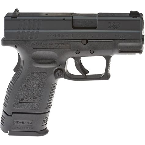 Springfield Armory Xds 40 S W Pistol Academyacademy Sports Outdoors