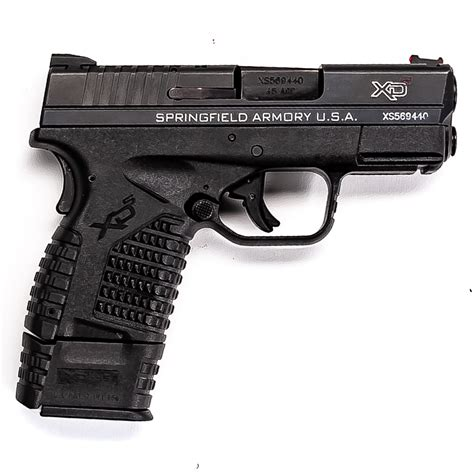 Springfield Armory Xds 45acp For Sale