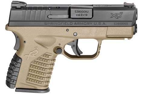 Springfield Armory Xds 9mm 3 3 Single Stack Pistol